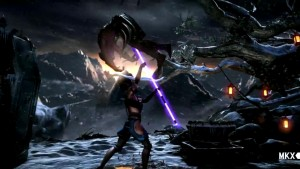 Kitana's Variations Explained in Mortal Kombat X Video