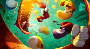 Leaked Footage of Rayman DLC for Super Smash Bros. Emerges [UPDATE]