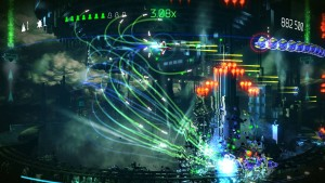 Resogun Developer is Collaborating with Defender Creator on a New Game