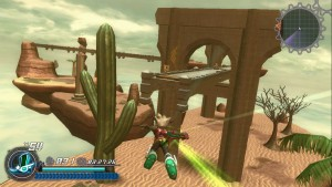 New Gameplay for the Wii Version of Rodea the Sky Soldier