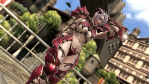 Soulcalibur: Lost Swords Gets Sexy Witchcraft Costumes