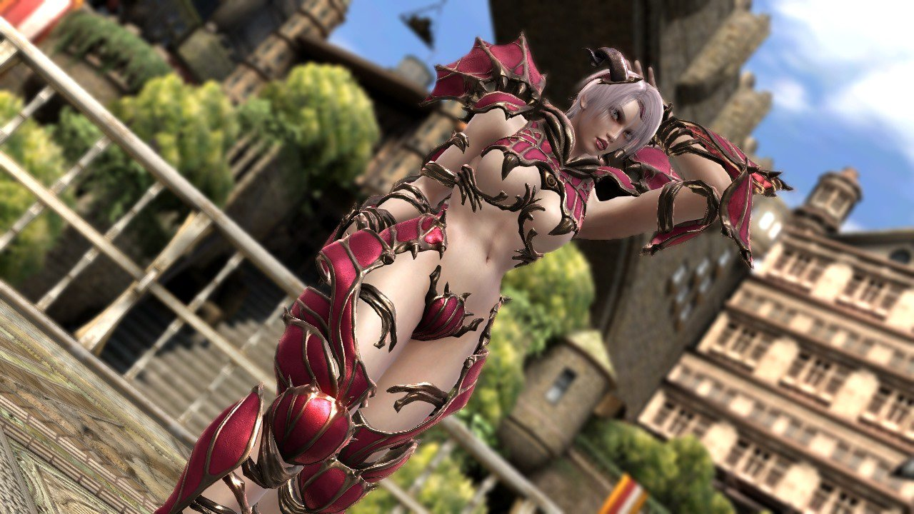 Soulcalibur: Lost Swords Gets Sexy Witchcraft Costumes ...