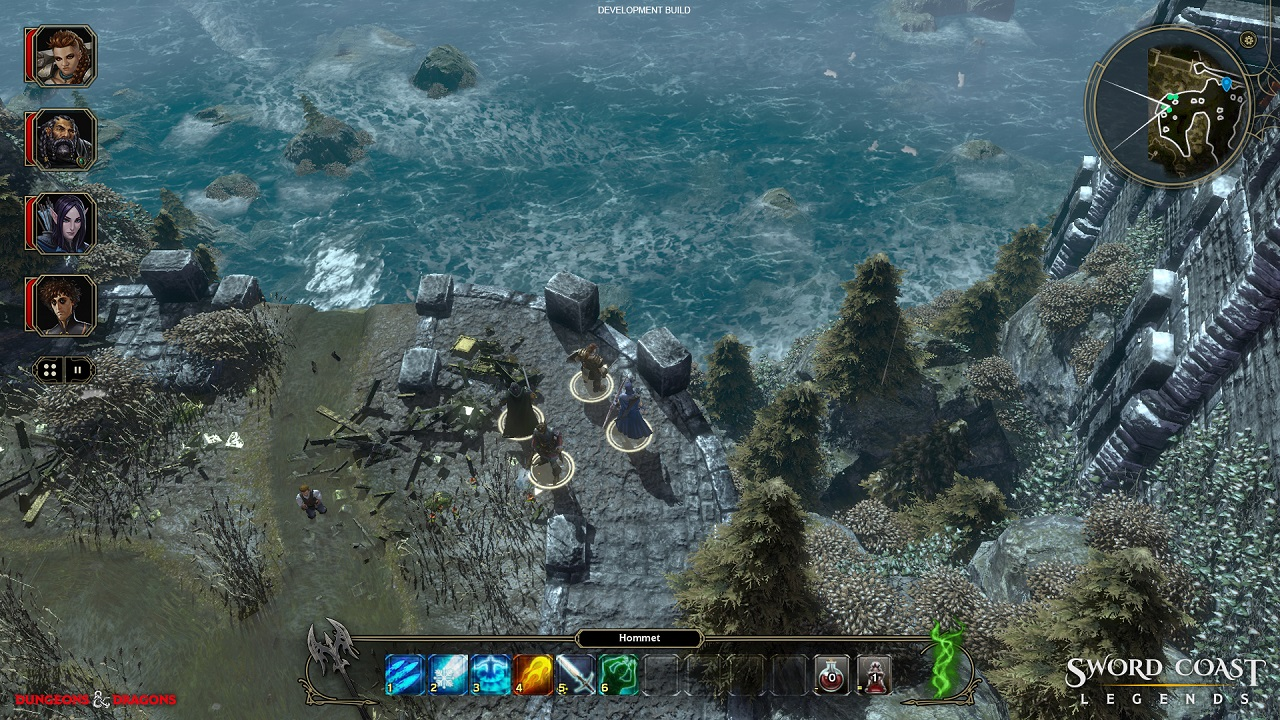 Sword Coast Legends, an Isometric Dungeons & Dragons RPG for PC, is Coming in 2015 - Niche Gamer