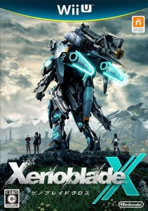 Japanese Box Art and Download Size for Xenoblade Chronicles X Revealed
