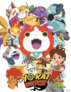 Yo-Kai Watch Toys Coming to the West, Video Games May Follow