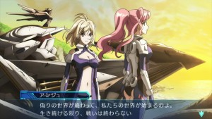 New Cross Ange: Rondo of Angels and Dragons tr. Videos Showcase Story and Gameplay