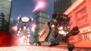 Have a Look at Earth Defense Force 4.1—Mecha, Kaiju, Robots, Bugs, and More [UPDATE]