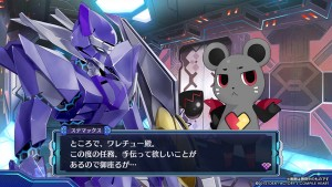 Characters and Transformations Newly Showcased for Hyperdimension Neptunia VII