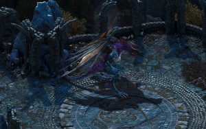 Dragons Revealed In New Pillars of Eternity Screenshots