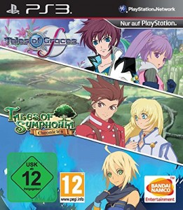 Tales of Graces F / Tales of Symphonia Chronicles Compilation is Found on Amazon