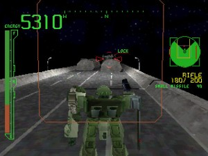 The Original Armored Core is Becoming a PS1 Classic this Week