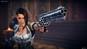 Trailers and Screenshots for 3D Realms' Campy ARPG Schlock, Bombshell