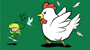 The Indomitable Giant Cucco is Playable in Latest Hyrule Warriors DLC