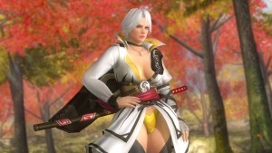 Senran Kagura DLC for Dead or Alive 5: Last Round is Now Available Worldwide