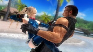 No Improved Breast Bounce for Dead or Alive 5 Last Round on the PC