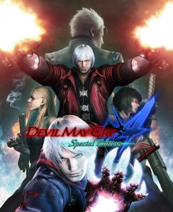 Here's the First Real Look at Devil May Cry 4: Special Edition on PS4, XB1, and PC