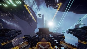 Trailer, Details for EVE: Valkyrie, the Space Dogfighting Spin-off of EVE: Online