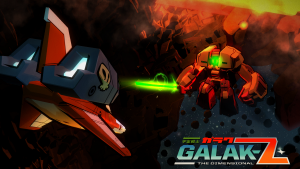 Galak-Z: The Dimensional is a Chaotic, Expansive, Laser-Filled Blast