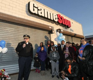 GameStop Donates to Family of Philadelphia Officer Who Died Fighting Robbery in Store