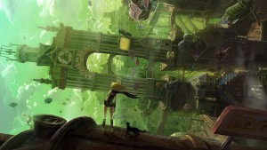 Gravity Rush Remaster is Rated for Playstation 4