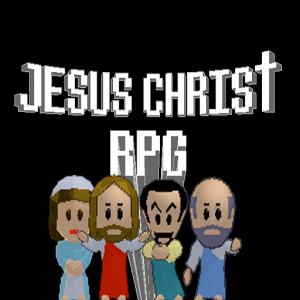 Experience the Pixelated Passion of the Christ in the Jesus Christ RPG Trilogy
