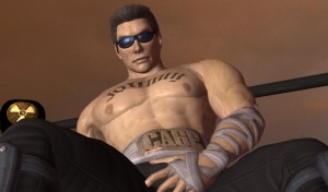 Johnny Cage is Confirmed for Mortal Kombat X