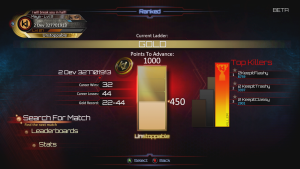 Killer Instinct Now Has Ranked Leagues to Determine the Killer of the Month