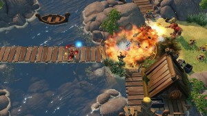 Magicka 2 is Launching on PC and Playstation 4 on May 26th