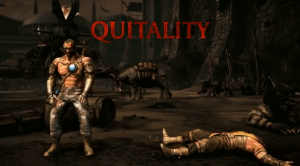 "Rage-Quitting Online in Mortal Kombat X Results in a ""Quitality"" and Exploding Heads"