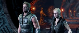 Mortal Kombat X Introduces Cage Family, Johnny, Sonya, and Cassie in New Trailer