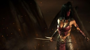 Character Renderings Confirm Mileena as a Playable Character in Mortal Kombat X