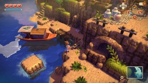 Wind Waker-Inspired Oceanhorn Might Come to Consoles