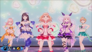 More Details and Videos for RPG and Idol Simulator, Omega Quintet