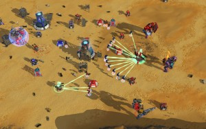 Customize and Build the Perfect Mecha Army in Servo, an Evolving and Engaging RTS