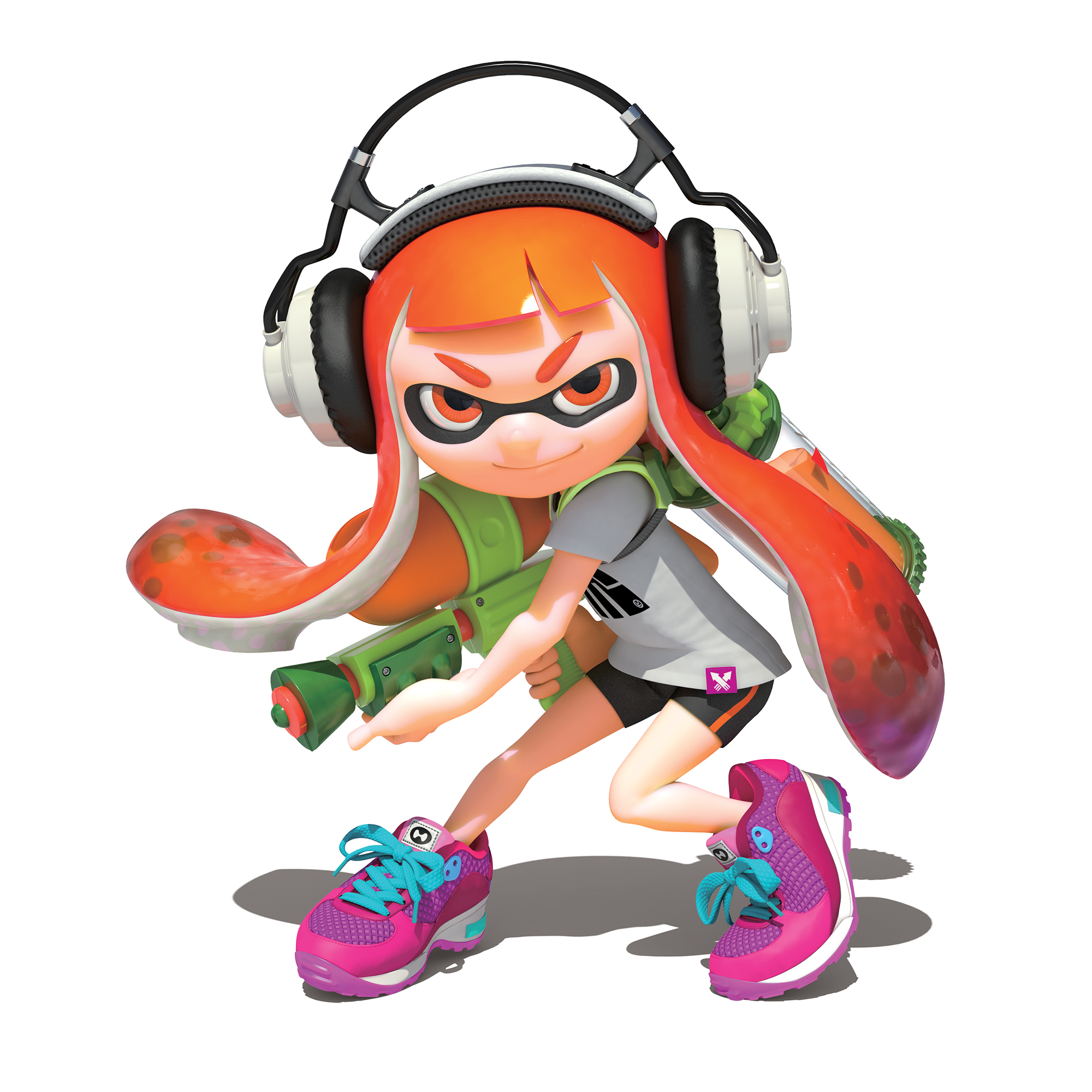 Click Through For A Colorful Deluge Of Splatoon Artwork