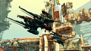 Dogfighter Strike Vector Ex is Coming to PS4 and XBO, Check Out the Teaser Trailer