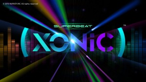 SUPERBEAT: XONiC, a New Rhythm Game by DJMAX Creators, is Revealed for PS Vita