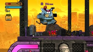 Sega and Game Freak have Revealed Tembo the Badass Elephant for PS4, PC, and Xbox One