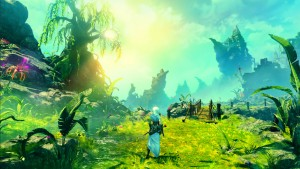 Trailer and Screenshots for Frozenbyte's Trine 3: The Artifacts of Power