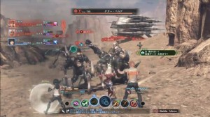 The Gameplay Detailed in the Latest Xenoblade Chronicles X Live Stream
