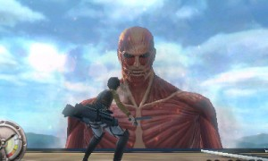 Attack on Titan 3DS is Coming to North America and Europe in May 2015