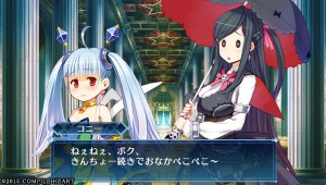 Compile Heart's Latest Dungeon RPG, Death Under the Labyrinth, is Launching on October 8