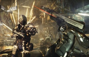 You'll Be Able to Fully Ghost Through Deus Ex: Mankind Divided, Bosses Included