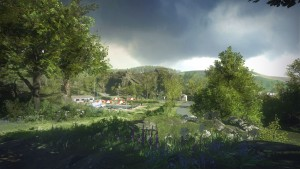 Everybody's Gone to the Rapture is Mystifying PS4 Users this Summer
