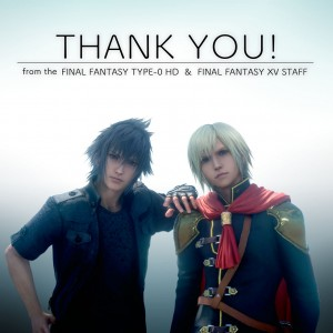 Final Fantasy Type-0 HD Shipments Top One Million Copies