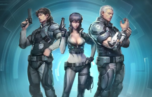 Ghost in the Shell Online is Launching in the United States First