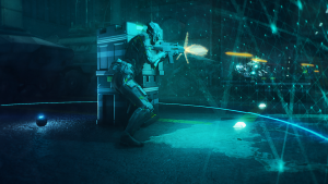 A Cyberpunk Co-op Shooter, Hollowpoint, is Making Strides on PC and PS4