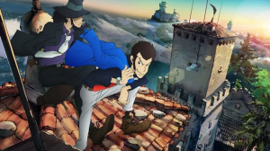 Get a Look at the First Proper Lupin the Third Anime Series in 30 Years, Premieres in May