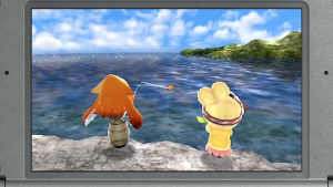 Fishing and Zombie Games Coming to the 3DS Mii Plaza