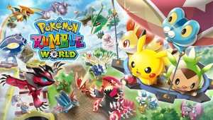 Pokemon Rumble World is Confirmed, Hitting 3DS Worldwide April 8th